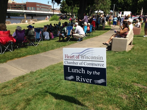 Lunch By The River